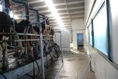 State of the parlour after 700 milked!
