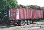 Container arrives!!!